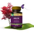 Krill Oil Bottle mockup