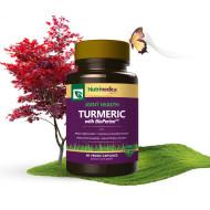 Turmeric 60 Bottle mockup