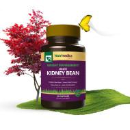White KIdney Bean Bottle mockup